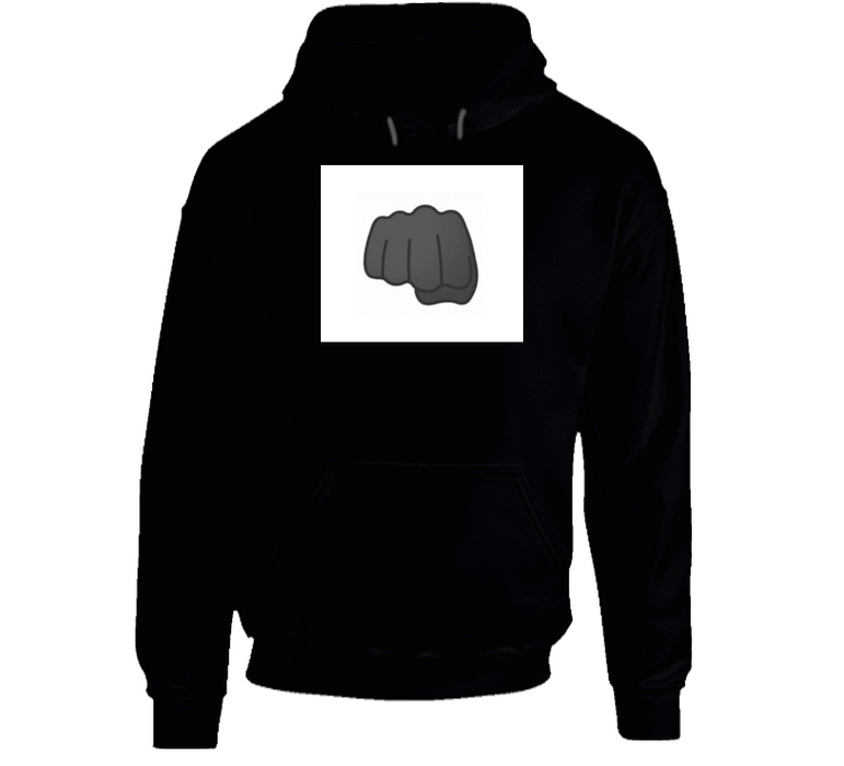 Ready To Rumble Fist Hoodie