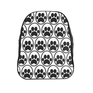 Moma Paw Party School Backpack