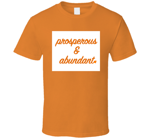 Prosperous And Abundant Breathembb Tee T Shirt