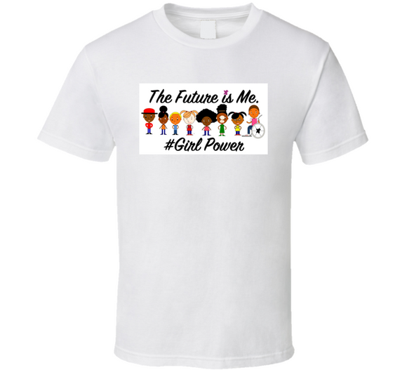 She's The Future T Shirt