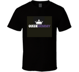 Queen Mommy (purple) Mbbmom T Shirt