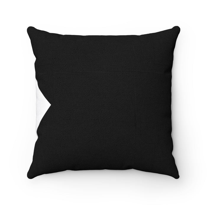 Black Girl Magic in Every Shade MBB Accent Square Pillow