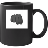 Ready To Rumble Fist Drinking Mug