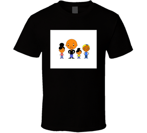 Father And 3 Breathe Kids Mbbdad T Shirt