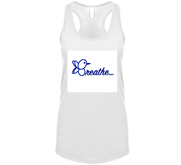 Blue Breathe Breathembb Tank T Shirt