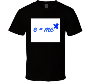 Energy Equals Me Breathembb Tee T Shirt