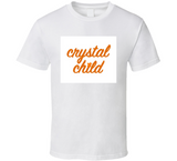 Crystal Child Breathembb Tee T Shirt