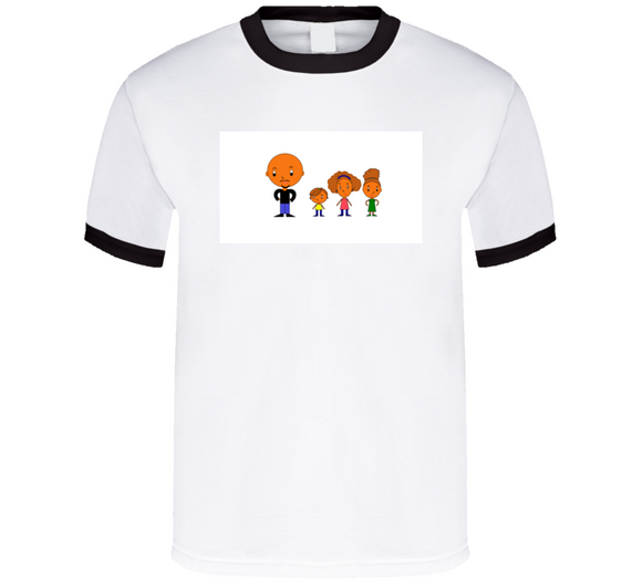 Dad And 3 Girls Breathe Mbbdad T Shirt