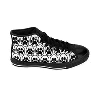 Moma Paw Party Unisex High-top Sneakers