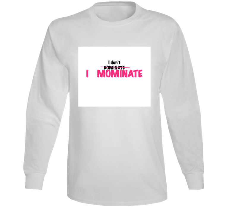 Mominate (pink) Mbbmom Long Sleeve