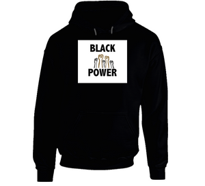 Power To The People Hoodie