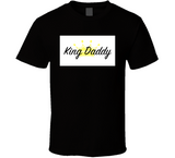 King Daddy Crown Father's Day Mbbdad T Shirt