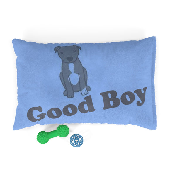 Good Boy Super Moma Pet Bed (Blue)