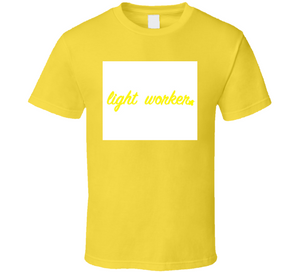 Light Worker Breathembb Tee T Shirt