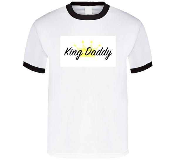 King Daddy Breathe Mbbdad T Shirt