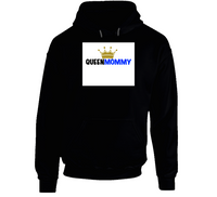 Queen Mommy Crown Mbbmom Hoodie