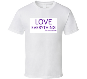 Loe Purple T Shirt