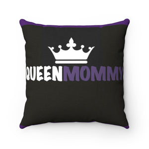 Queen Mommy MBB Accent Square Pillow