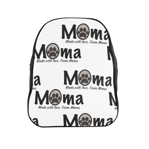 Moma Brand Party School Backpack