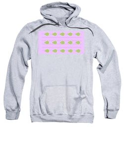 Baby Turtle Flow In Stream - Sweatshirt