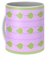 Baby Turtle Flow In Stream - Mug
