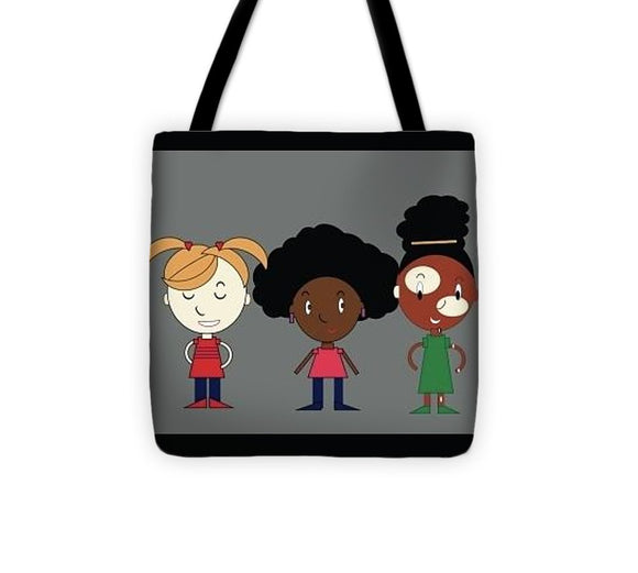 Band Of Sisters - Tote Bag