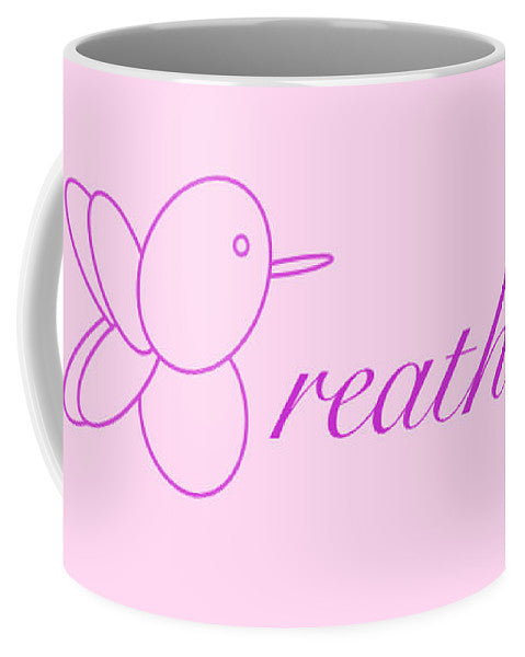 Breathe... In Blush - Mug