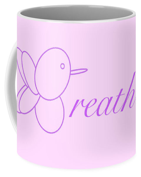 Breathe... In Lilac - Mug