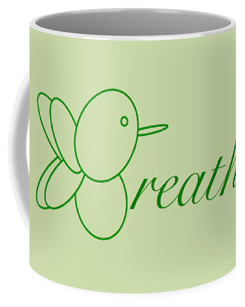 Breathe... In Sage - Mug