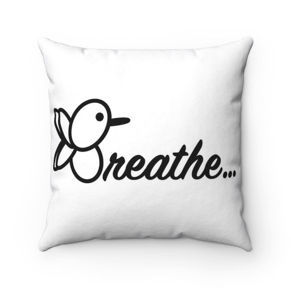 Breathe MBB Accent Square Pillow