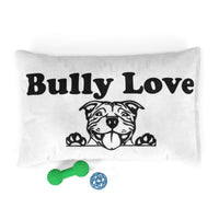 Bully Love Super Moma Pet Bed (White)