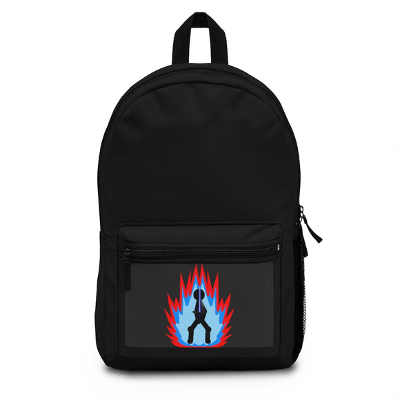 Tai Aura School Backpack (Made in USA)