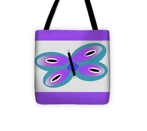 Flutterfly - Tote Bag