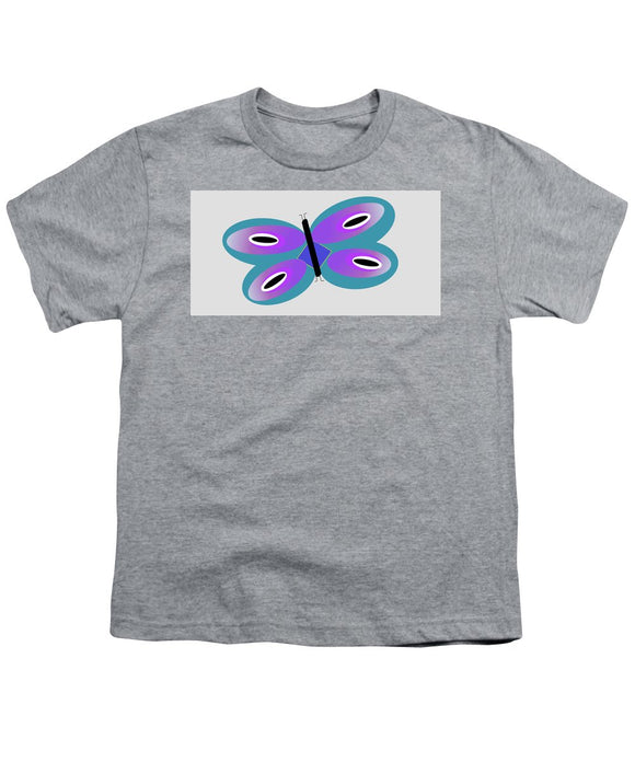 Flutterfly - Youth T-Shirt