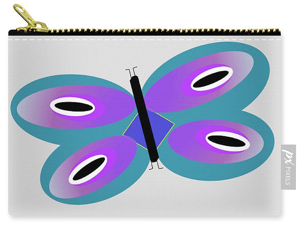 Flutterfly - Carry-All Pouch