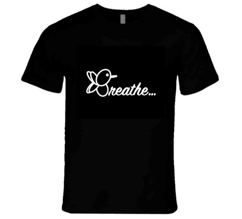 Black Breathembb T Shirt
