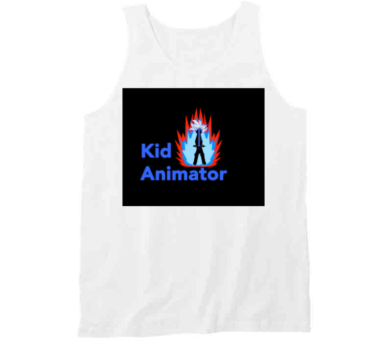 Kid Animator T Shirt