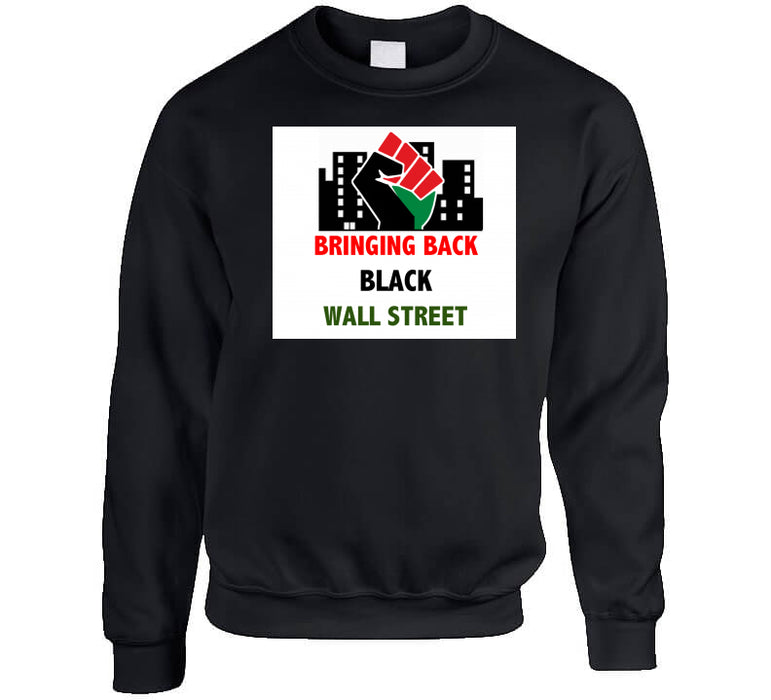 Power And Pride Black Wall Street Blk Apron