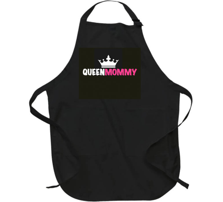 Queen Mommy (pink) Mbbmom T Shirt