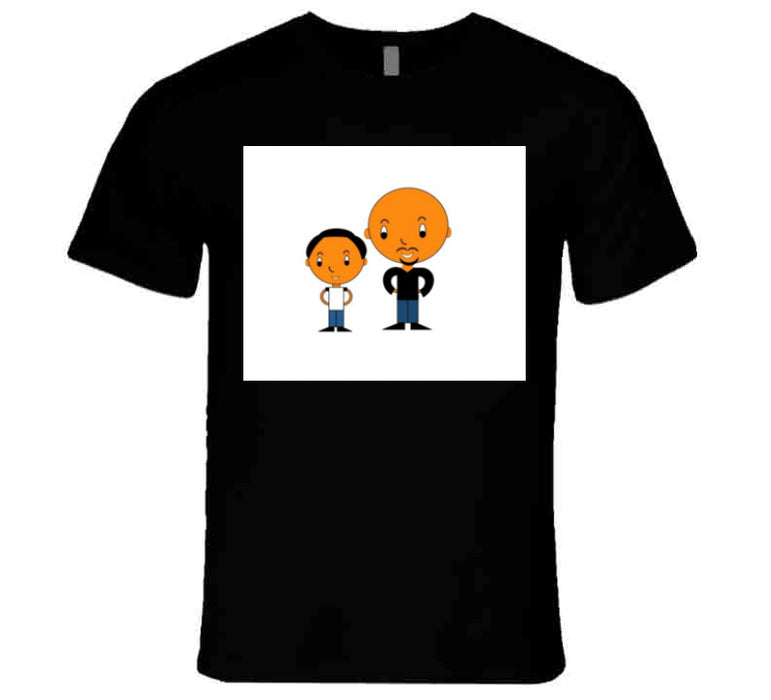 Father And Son Breathe Mbbdad T Shirt