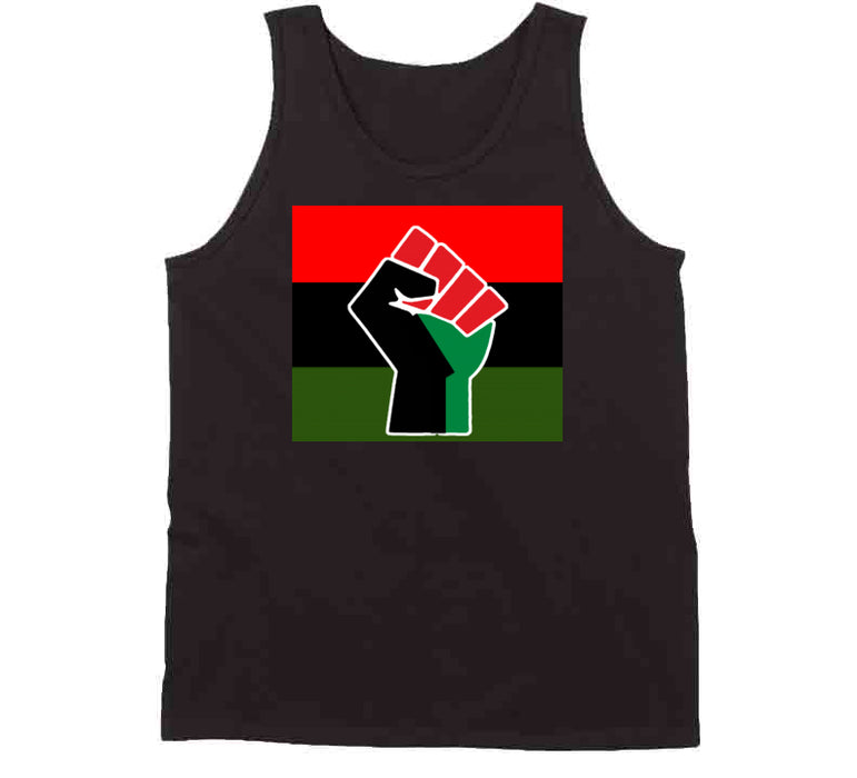 Power And Pride African Blk Apron
