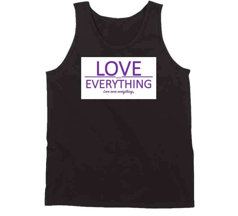 Loe Purple Tee T Shirt