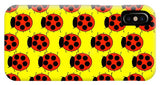 Lady Bug Dazzle - Phone Case