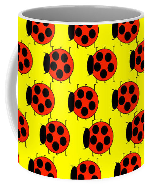 Lady Bug Dazzle - Mug