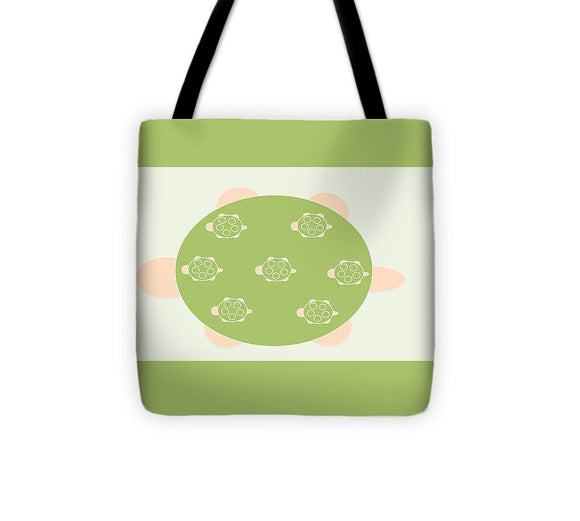 Mama Turtle Journey - Tote Bag
