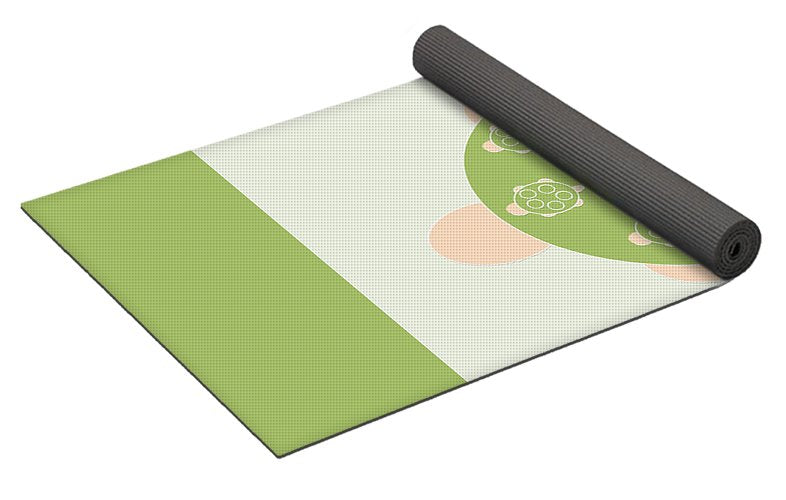 Mama Turtle Journey - Yoga Mat
