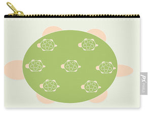 Mama Turtle Journey - Carry-All Pouch