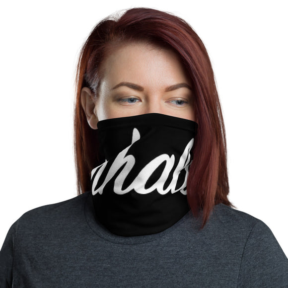 Inhale/Exhale Neck Gaiter/Barrier
