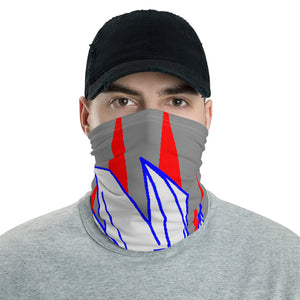 Ultra Tai Red Aura Neck Gaiter/Barrier