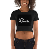 Breathe MBB Women's Crop Tee